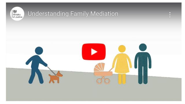 What is family mediation? Not counselling or reconciliation... featured image