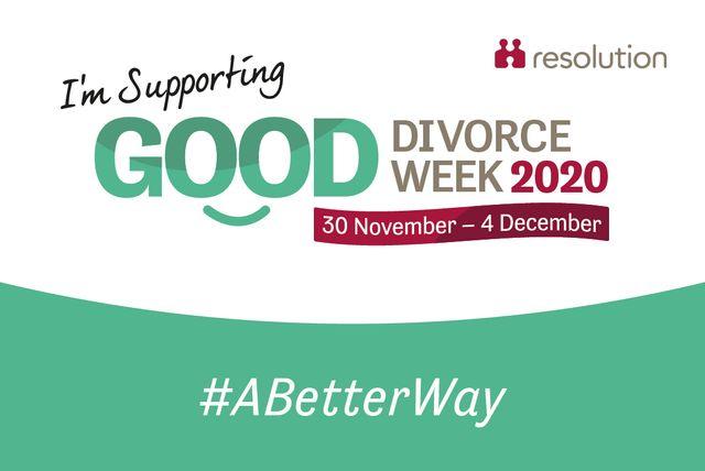 Good Divorce Week! featured image