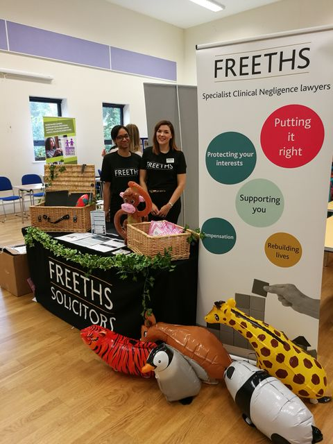 Freeths were at the Umbrella Special Educational Needs Marketplace event today! featured image