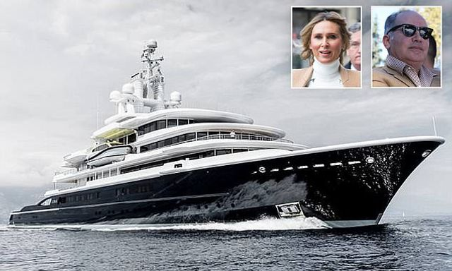 Russian oligarch at centre of UK's biggest divorce fight keeps his £350 million Super yacht featured image