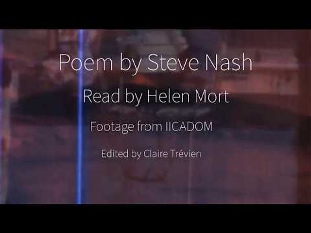 'Salt on the lips': latest videopoem featured image