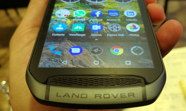 Land Rover release ruggedised phone for the farming community! featured image