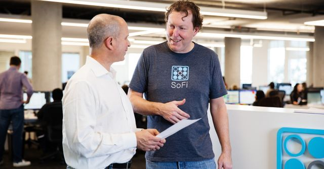 SoFi plans to apply for a bank charter in the next month featured image