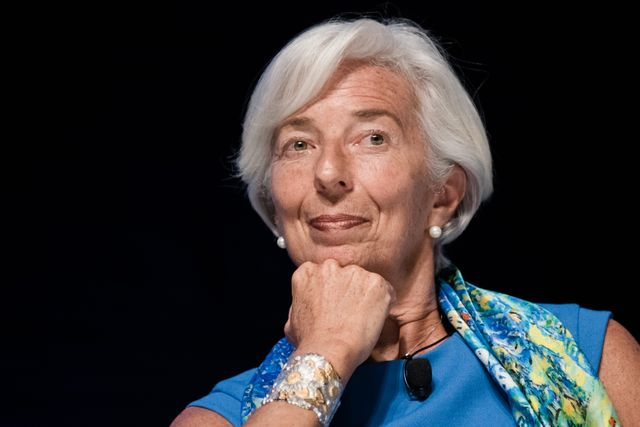 IMF Head: Cryptocurrency Could Be the Future. Really. featured image