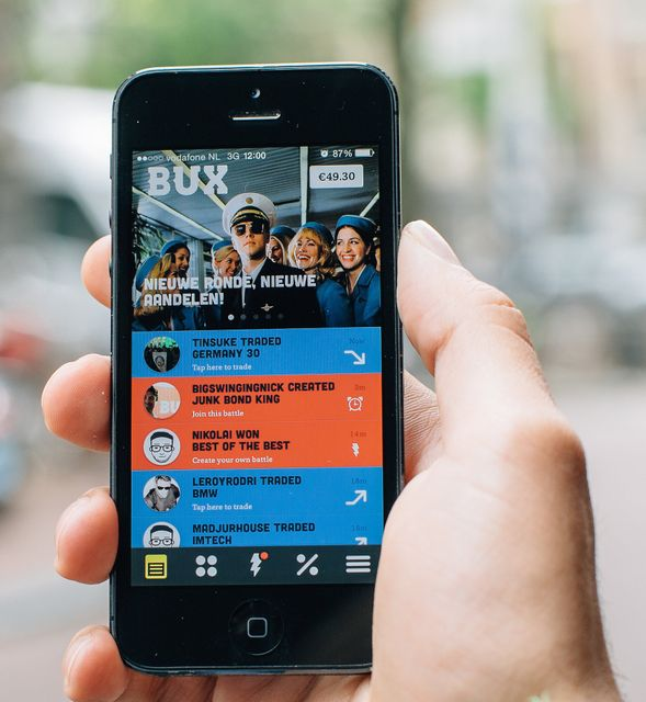 App-driven trading startup BUX raises EUR10.6 million in Series C funding featured image