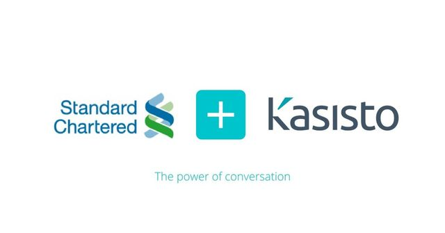 Standard Chartered to give clients an edge with banking-savvy chatbot powered by Kasisto featured image