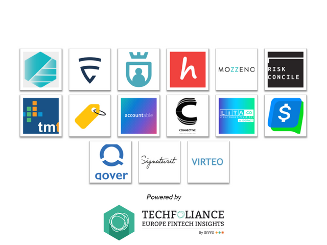 Mapping 15 Rising FinTech Start-ups In Belgium And Beyond featured image
