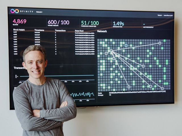 'World Computer' Project Dfinity Raises $102 Million featured image