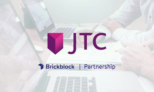 Brickblock partners with JTC to launch first real estate investment on the blockchain featured image