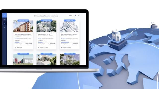 Brickblock Transforming Real Estate investments featured image