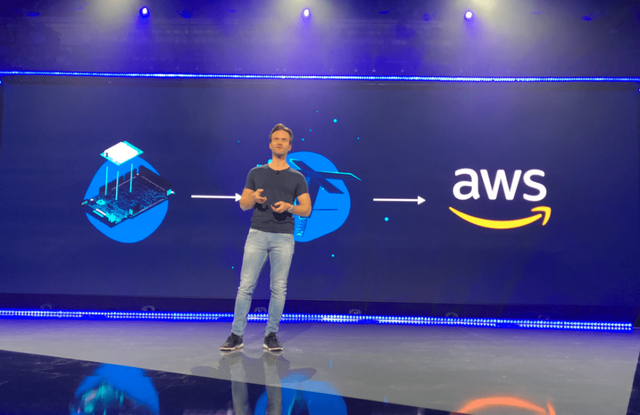 Hiber becomes AWS Commercial Launch of 2018: featured image