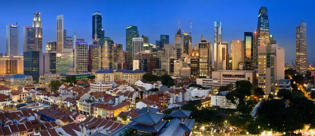 Singapore's Finance Sector Makes Strides in Distribution Ledger Technology (DLT) featured image