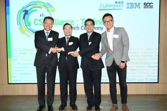 New alliance launched in Hong Kong to help support local FinTech featured image