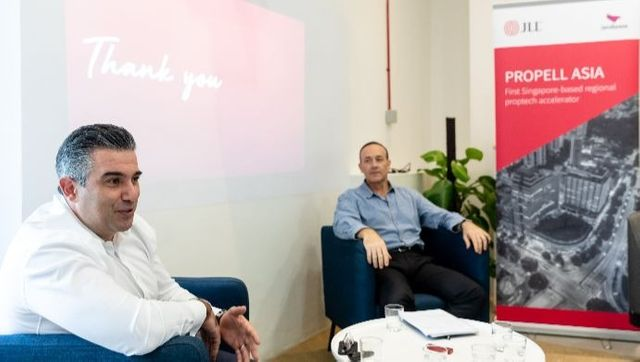 Two major real estate giants join hands for Singapore corporate accelerator featured image
