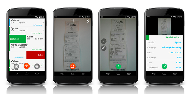 Receipt Bank raises $50m from Insight Venture Partners featured image