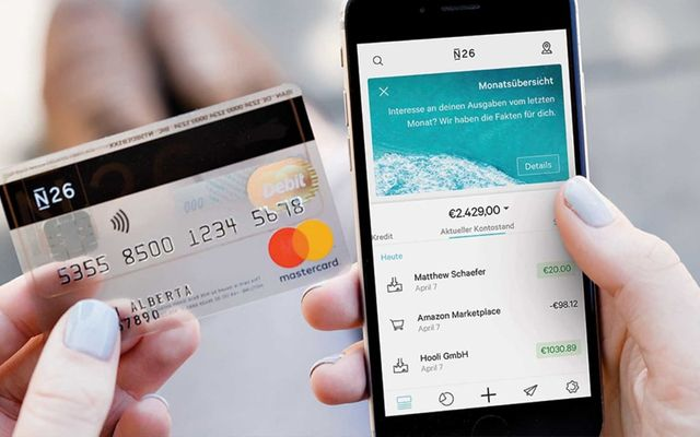 N26 launches in the UK featured image