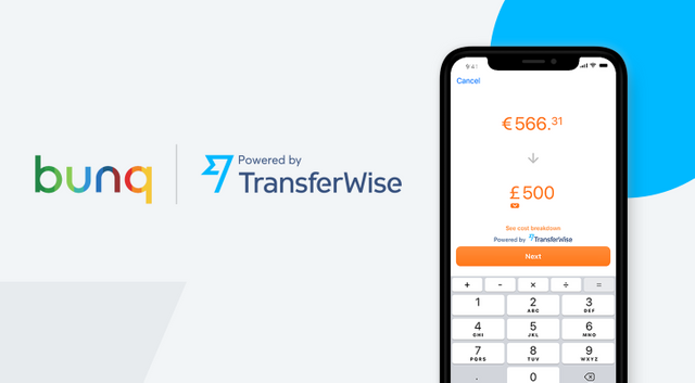 TransferWise partners with Dutch challenger bank Bunq featured image