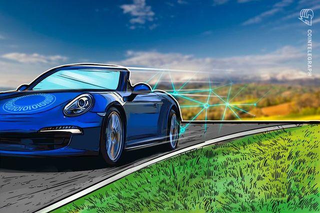 BBVA and Porsche close €150 million loan on blockchain featured image