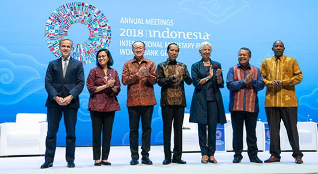 The IMF and World Bank launched the Bali Fintech Agenda, a blueprint for successfully harnessing Fintech opportunities featured image