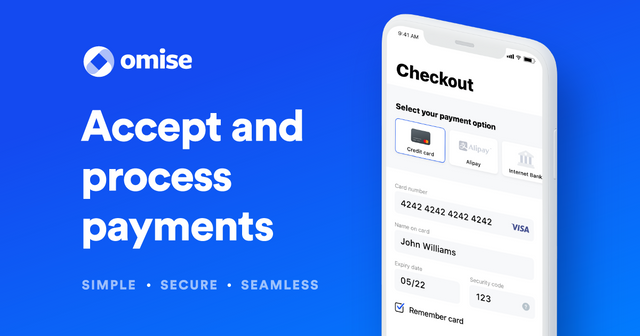 Omise, Thailand's online payment gateway, raised from Global Brain featured image