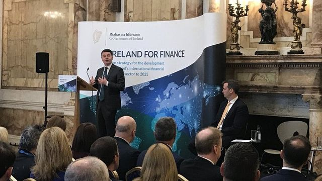 Irish Govt launches plan to boost financial services sector featured image