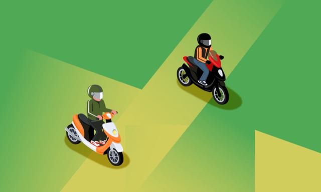 Go-Jek's subsidies are a potent tool to gain market share. Keeping it is another matter. featured image