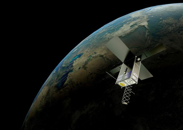 How Hiber nanosatellites provide IoT connectivity anywhere on Earth featured image