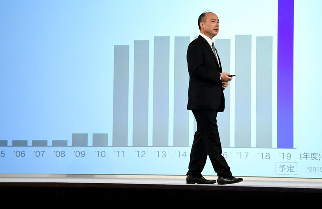 Has Softbank lost its vision featured image