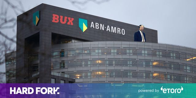 ABN AMRO is helping BUX blockchainify its new stock trading app featured image