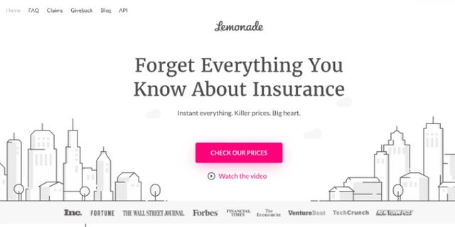 Lemonade, Hippo Insurance Among Forbes' Most Promising AI Companies in America featured image