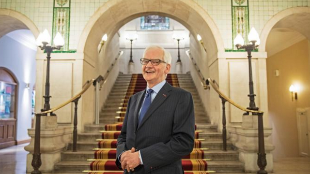 The Times meets incoming Law Society President, Joe Egan featured image
