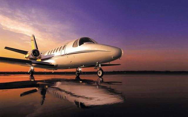 Private jets... whatever next?! featured image