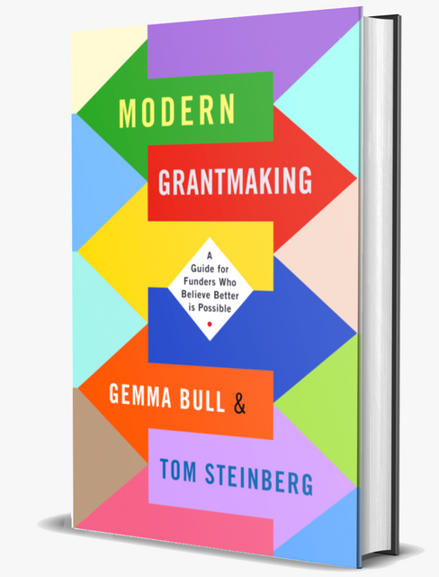 Modern Grantmaking featured image