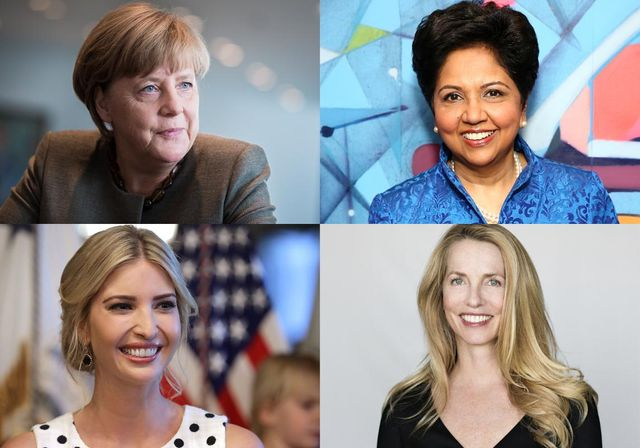 The World's 100 Most Powerful Women featured image