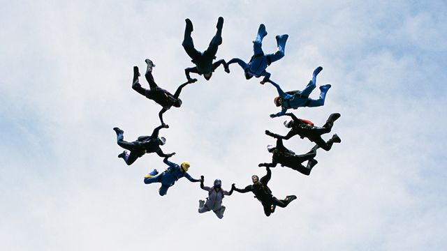 The recipe for creating a resilient team featured image