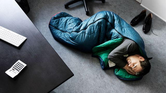 You need more sleep. What should you do if you can't get it? featured image