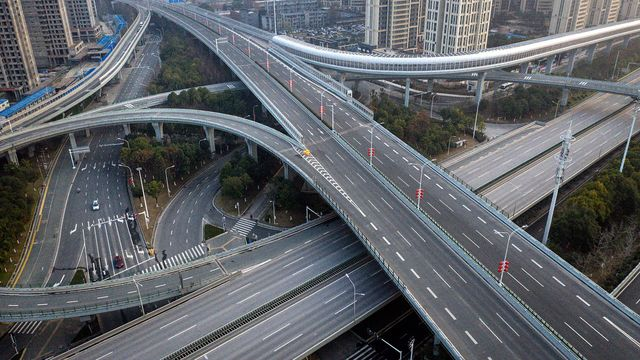 Returning to work after lockdown: Lessons from Wuhan featured image