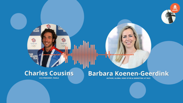 CMO Series EP 5 - Barbara Koenen-Geerdink of Ince on how to support your firms fee earners in their BD, Charles Cousins featured image