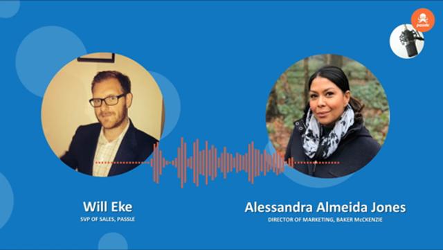 CMO Series EP 9 - Alessandra Almedia Jones on diversity & inclusion in effective marketing, Will Eke featured image