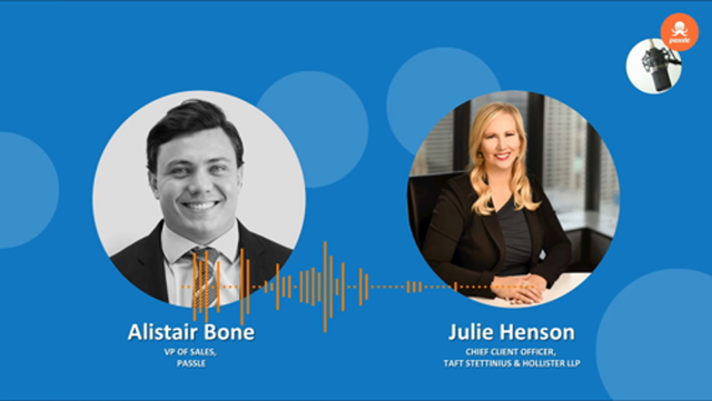 CMO Series EP 14- Julie Henson on building trust in the legal community, Sarah Connolly, Alistair Bone featured image