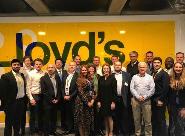 Lloyd's Lab cohort 2 featured image