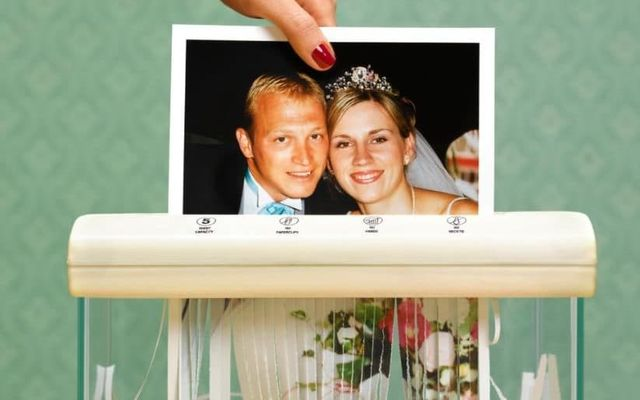 Soaring silver splitters: more over-50s are untying the knot featured image