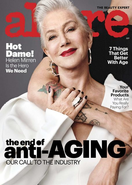 Ageism in the Beauty Industry - by Laura Robinson featured image