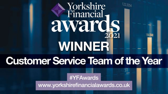 Irwin Mitchell Wins Customer Service Recognition At Yorkshire Financial Services Awards featured image