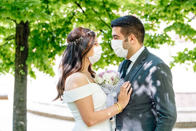 Weddings in a pandemic – where are we now as we come out of coronavirus lockdown ? featured image