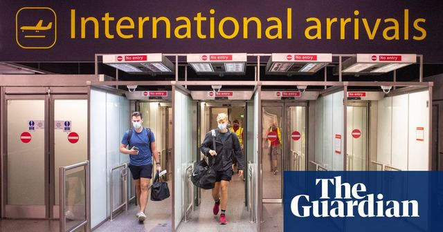 Quarantine: how to deal with staff returning from holidays abroad featured image