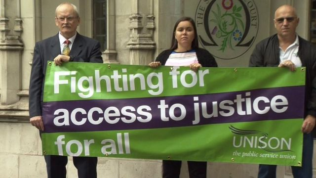 UK Employment Tribunal Fees - down with this sort of thing featured image