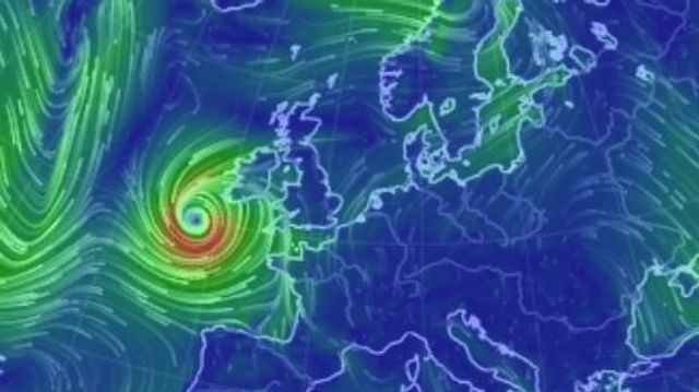 Storm Ophelia - what does it mean for your employees? featured image