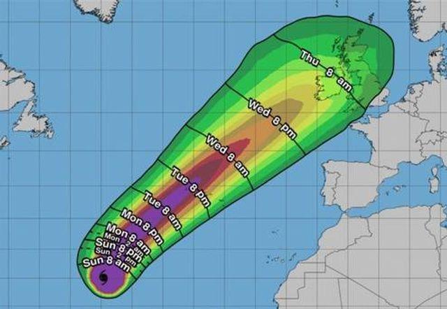 When Hurricane Lorenzo meets Ireland featured image