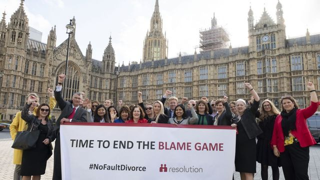 No Fault Divorce to become law from 6th April 2022 featured image
